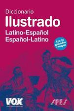 Diccionario Vox Latin ilustrado