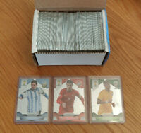 2014 Panini Prizm FIFA World Cup FULL BASE SET (1-201) Messi Ronaldo Neymar QTY