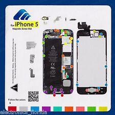Magnetic Screw Mat Repair Pad Tool Guide Screw Holder Mat for iPhone 5  b395