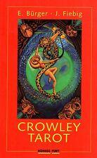 CROWLEY TAROT - Tarot Buch mit Evelin Bürger & Johannes Fiebig