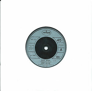 Jerry Butler:Moody woman/Go away find yourself:UK Mercury:Northern Soul