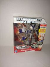 New Hasbro Transformers Prime Robots in Disguise Voyager Class Megatron #1