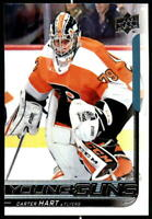 2018-19 Upper Deck Series 2 Young Guns Rookie Cards RC Hockey Singles You Pick