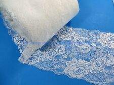 2 Yards 15cm Vintage Venise Floral Lace Trim Applique Costume DIY Sewing Crafts