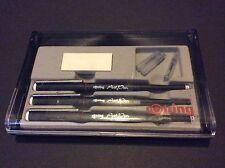 Rotring ArtPen Set of 3 Pens 1.1, 1.5 & 1.9 Fountain Pen Calligraphy