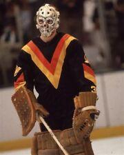 Gary Bromley Vancouver Canucks  8x10 Photo