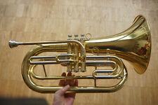 Marching Baritone in Bb (gleiche Stimmung wie Posaune, Tenorhorn oder Basstromp)