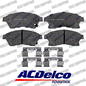 Brake Pads (Front) Ceramic For Chevrolet Volt Sonic Orlando Cruze Fits 11-16