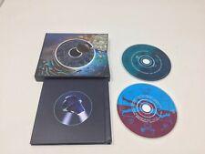 Pink Floyd Pulse 2 Disc Set Tested Works Complete LED LIGHT cover works & blinks