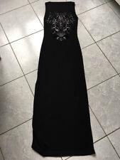 Robe longue Noire Petite Francaise