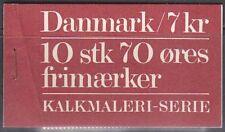 Denmark Booklet 1994, MNH, Art