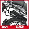 PORTAVALIGIE LATERALE X VALIGIE MONOKEY RETRO FIT BMW R 1200 GS 1200 2004>2012