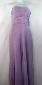 Womens /Juniors  Size 12 -  Ralph Lauren - Lavender Cocktail Tea Length Dress