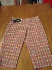 Womens Adidas Golf Shorts, NWT, 4