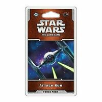 The Card Game Star Wars LCG : Attack Run Force Pack - Neuf - English OVP