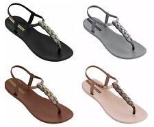 8f16365b6 Ipanema Charm Sandal 21 Braid Flipflops In Blush