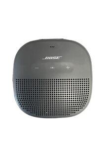 Bose -  Black SoundLink Micro Portable Bluetooth Speaker - 423816 - Pre Owned