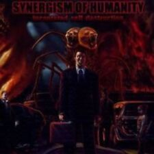 """Synergism Of Humanity """"Incantated Self Destruction"""" CD [DYING FETUS, MISERY IND]"""