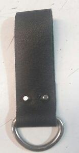 bikers harley fob holder vest extenders leather belt loop x1 #21