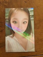 "(G)I-dle ""I Burn"" - Yuqi Makestar Holographic Photocard"