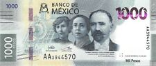 More details for mexico - 2019 1000 pesos unc banknote