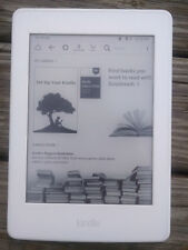 Amazon Kindle Paperwhite 3rd (7th Gen) Ereader, 6in, White, Can't Register