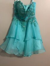 Cinderella Prom Dress Size 6 Warm Pants