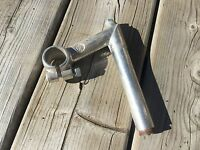 VINTAGE BIKE BICYCLE BF ECLAIR QUILL STEM MADE IN FRANCE NOS ALLOY ANTIQUE BIKE