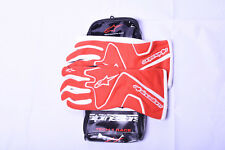 Alpinestars Race/Karting Gloves Extra Large XL Red/White