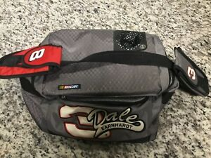 NASCAR Dale Earnhardt #3 Insulated Cooler Lunchbox Can Holder Large Soft Shell
