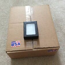 """1 - Case (of 30) 2-1/2 x 3-3/8 x 3/4"""" Display Cases (""""Riker"""" type - Made in USA)"""