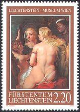 Liechtenstein 2005 Rubens/ART/artistes/PEINTURE/NU/Gens/MUSEUM 1 V (n42722)