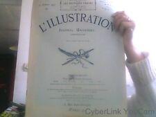 L'illustration numero 4416 du 22 octobre 1927