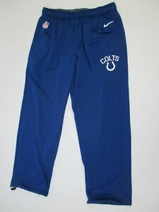 Indianapolis Colts Nike Athletic Pants Men's Used Multiple Sizes