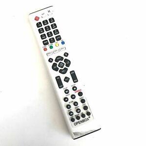OPENBOX Remote Control Open Box USB SAT White