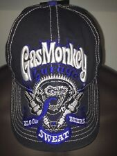 GAS MONKEY GARAGE Dallas TEXAS Chimp beer Classic Car HOT ROD Men's OSFM HAT CaP