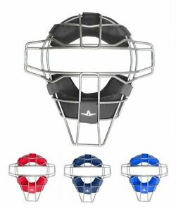All-Star FM25TI- LUC Titanium Ultra Cool Catcher's Face Mask Baseball Various