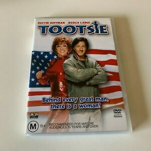 Tootsie (DVD)  Dustin Hoffman - Jessica Lange - Comedy - Romance - Region 4