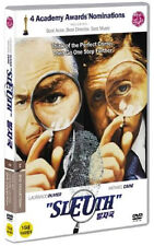 Sleuth (1972, Laurence Olivier) DVD NEW