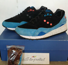 (usati) SAUCONY X piede PATROL solo a Soho SHADOW 6000 taglia US9 UK8 Kith END 2013