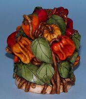 """Harmony Kingdom Garden box HG3HP """"Hot Pepper"""" ladybug Lord Byron 1999/2001 NIB"""
