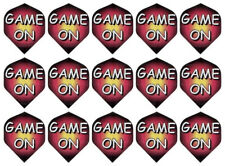 5 New Sets Metronic Standard Dart Flights – Ships w/ Tracking - Game On