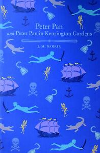 Brand New Peter Pan and Peter Pan in Kensington Gardens by JM Barrie