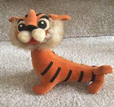 Older Dakin (?) Dream Pet Sawdust Stuffed Tiger