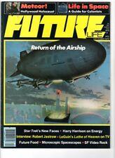 WoW! Future Life #15 👽 Meteor! Star Trek's New Faces! Lathe Of Heaven! 👽
