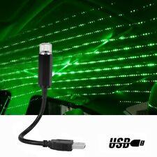 USB LED Auto Tetto Atmosphere Stella Lampada Ambiente Notte Luci Interno