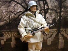"GERMAN WHERMACHT  RUSSIAN FRONT WINTER SOLDIER  COTSWOLD ELITE BRIGADE 12"""