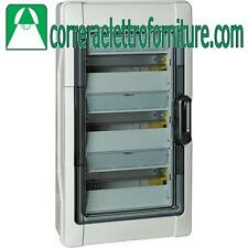 Centralino quadro elettrico parete 36 moduli DIN IP65 BTICINO F107N36D3