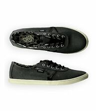 NEW VANS AUTHENTIC DIXIE TWILL BLACK TIGER SHOES WOMENS 5 SK8 NIB YOUTH 3.5