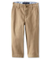 Uniform Pants by Tommy Hilfiger Boys Academy Chino Pants Beige Size 20